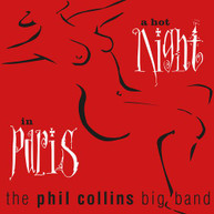 PHIL COLLINS - HOT NIGHT IN PARIS VINYL