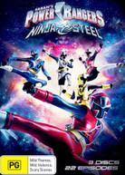 POWER RANGERS: NINJA STEEL  [DVD]