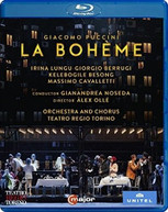 PUCCINI - LA BOHEME BLURAY