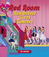 RED VELVET - RED VELVET 1ST CONCERT RED ROOM IN JAPAN BLURAY