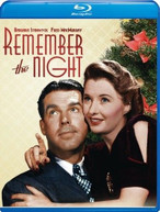 REMEMBER THE NIGHT BLURAY