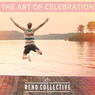 REND COLLECTIVE - THE ART OF CELEBRATION VINYL