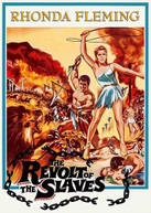 REVOLT OF THE SLAVES (1961) DVD
