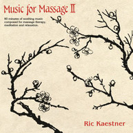 RIC KAESTNER - MUSIC FOR MASSAGE II VINYL.