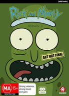 RICK AND MORTY: SEASON 3 (2017)  [DVD]