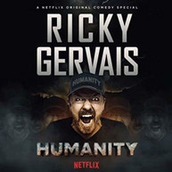 RICKY GERVAIS - HUMANITY VINYL