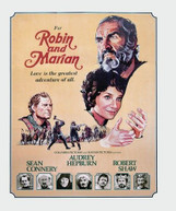ROBIN AND MARIAN BLURAY