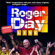 ROGER DAY - ROGER DAY LIVE DVD