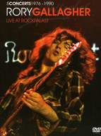 RORY GALLAGHER - LIVE AT ROCKPALAST DVD
