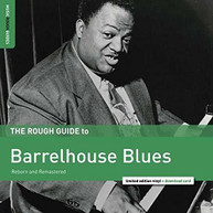 ROUGH GUIDE TO BARRELHOUSE BLUES / VARIOUS VINYL