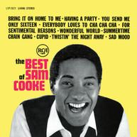 SAM COOKE - BEST OF VINYL
