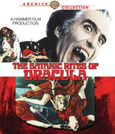 SATANIC RITES OF DRACULA BLURAY