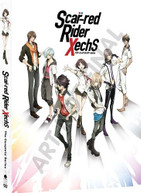 SCAR -RED RIDER XECHS: COMPLETE SERIES - SUB ONLY DVD