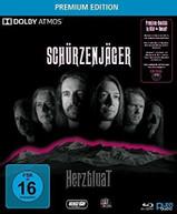 SCHUERZENJAEGER - HERZBLUAT BLURAY