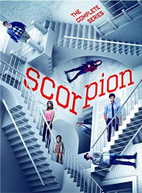 SCORPION: COMPLETE SERIES DVD