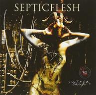 SEPTIC FLESH - SUMERIAN DAEMONS (IMPORT) CD