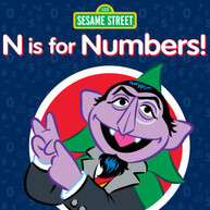 SESAME STREET - N IS FOR NUMBERS CD