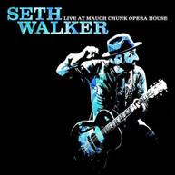 SETH WALKER - LIVE AT MAUCH CHUNK OPERA HOUSE VINYL