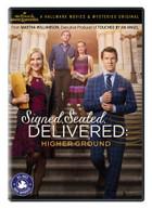 SIGNED SEALED DELIVERED: HIGHER GROUND DVD