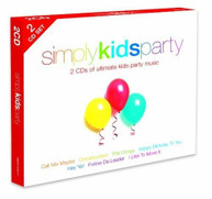 SIMPLY KIDS PARTY / VARIOUS CD