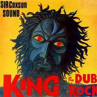 SIR COXSONE SOUND - KING OF THE DUB ROCK PT 1 VINYL