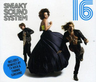 SNEAKY SOUND SYSTEM - 16 CD