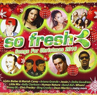 SO FRESH: SONGS FOR CHRISTMAS 2016 / VARIOUS CD