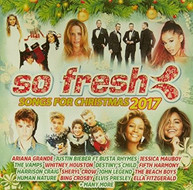 SO FRESH: SONGS FOR CHRISTMAS 2017 / VARIOUS CD