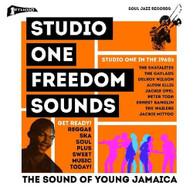 SOUL JAZZ RECORDS PRESENTS - STUDIO ONE: FREEDOM SOUNDS: STUDIO ONE VINYL