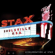 SOULSVILLE USA: A CELEBRATION OF STAX / VARIOUS CD