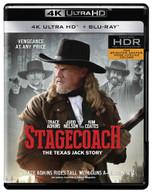 STAGECOACH: TEXAS JACK STORY 4K BLURAY