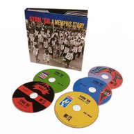STAX 68: A MEMPHIS STORY / VARIOUS CD