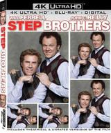 STEP BROTHERS 4K BLURAY