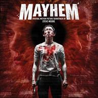STEVE MOORE - MAYHEM - SOUNDTRACK VINYL