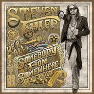 STEVEN TYLER - SOMEBODY FROM SOMEWHERE (IMPORT) CD