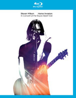 STEVEN WILSON - HOME INVASION: IN CONCERT AT THE ROYAL ALBERT HALL BLURAY