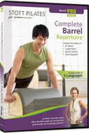 STOTT PILATES: COMPLETE BARREL REPERTOIRE DVD