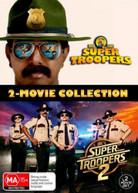 SUPER TROOPERS / SUPER TROOPERS 2 (2017)  [DVD]