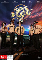 SUPER TROOPERS 2 (2017)  [DVD]