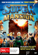 SUPERMANSION: SEASON 2 (2016)  [DVD]