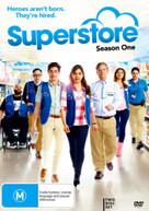 SUPERSTORE: SEASON 1 (2015)  [DVD]