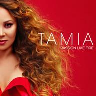 TAMIA - PASSION LIKE FIRE CD
