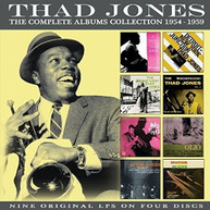 THAD JONES - COMPLETE ALBUMS COLLECTION: 1954-1959 CD