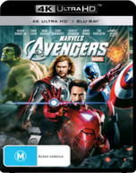 THE AVENGERS (2012) (4K UHD/BLU-RAY) (2012)  [BLURAY]