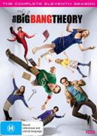 THE BIG BANG THEORY: SEASON 11  [DVD]