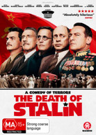 THE DEATH OF STALIN (2017)  [DVD]
