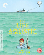 THE LIFE AQUATIC WITH STEVE ZISSOU (CRITERION COLLECTION) BLU-RAY [UK] BLU-RAY