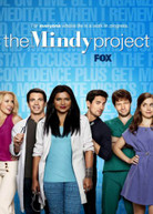 THE MINDY PROJECT: SEASON 5 (2016)  [DVD]