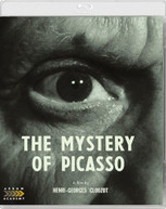 THE MYSTERY OF PICASSO BLU-RAY [UK] BLU-RAY