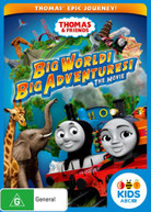 THOMAS: BIG WORLD! BIG ADVENTURE!  [DVD]